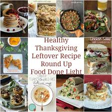 got to pin this healthy thanksgiving leftover recipes low calorie