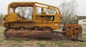 1958 caterpillar d8f dozer item f4827 sold may 30 const
