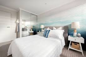 Display Homes Interior by Our Display Homes Leighton I Beach Style Bedroom Perth
