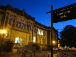 university lighting chapel hill phillips hall department of university of north carolina