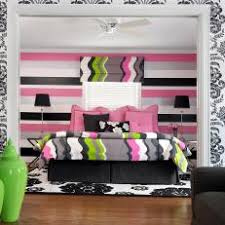 Pink Black U0026 White Teen by Black And White Teen Bedroom Photos Hgtv