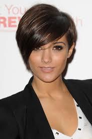 history on asymmetrical short haircut frankie sandford s asymmetric pixie is edgy fabulous