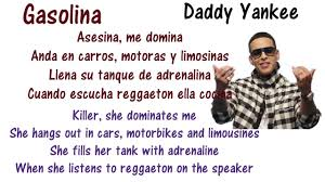 What Does Meme Mean In Spanish - gasolina daddy yankee lyrics english and spanish gasolina