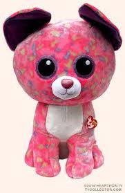 trixie leopard 16 beanie boo beenie boos