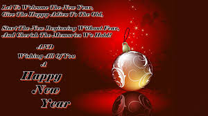 new year greetings message 2017 best collection day