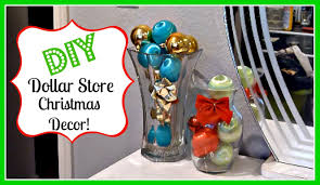 Decoration Christmas Store diy christmas decor dollar store holiday decoration ideas youtube