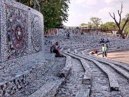 Rock Garden Of Chandigarh Rock Garden S Open Air Theatre To Reopen On Nek Chand S Birth