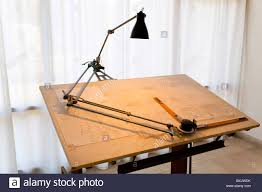 Architect Drafting Table Architect Drafting Table Stock Photo Royalty Free Image 33606543