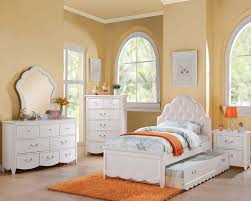 furniture beautiful white and pink girls bedroom set