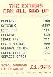 funeral cost rising funeral costs how to beat the rising cost of a funeral sfs