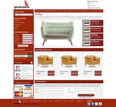 modern upmarket web design for alkemi international pty ltd by