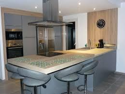 cuisine avec frigo americain cuisine modele armoire taclescopique cuisine modale atoile