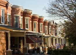 Row Houses by File Hampden Rowhouses Roland Ave Md1 Jpg Wikimedia Commons