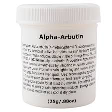 Bulk Skin Care Ingredients Alpha Arbutin