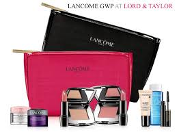 lancome gifts with purchase in october 2017