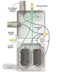 how to wire a finished garage finished garage outlets and garage