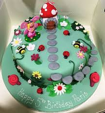 the 25 best fairy birthday cake ideas on pinterest fairy cakes