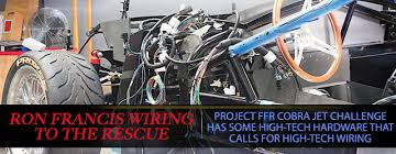 project ffr cobra jet ron francis wiring delivers electrical power