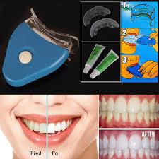 teeth whitening kit with led light home use teeth whitening bleaching squishies squishy gel kit