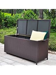 Bench For Balcony Outdoor Storage Benches Amazon Com