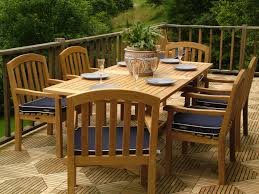 Teak Patio Dining Set - teak patio dining sets picture pixelmari com
