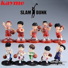 aliexpress buy kayme 5pcs set slamdunk car ornament