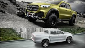 future mercedes truck the 8 best most badass concept trucks and utility vehicles of 2016