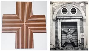 Stella Architect by Alden Projects Frank Stella Early Traces