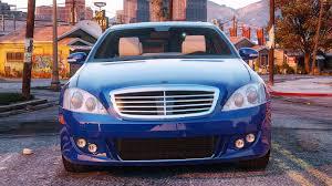 mercedes benz s550 w221 2008 gta5 mods com