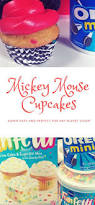 mickey mouse cupcakes recipe mickey mouse cupcakes mickey