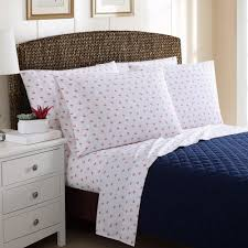 Bed Sheet Sets Geometric Bed Sheets U0026 Pillowcases Bedding The Home Depot