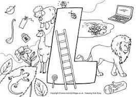 letter i coloring pages letter l colouring pages