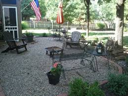 Patio Backyard Ideas Best 25 Pea Gravel Patio Ideas On Pinterest Gravel Patio Patio