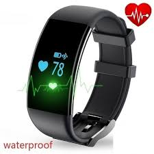 heart monitor bracelet iphone images Original stock bluetooth smartwatch smart watch d21 wristband jpeg