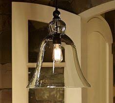 Kitchen Island With Pendant Lights by Tuscan Hanging Pendant Light Mini Chandelier Iron U0026 Glass Old