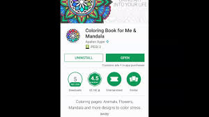 best 3 beautiful coloring book apps for android youtube