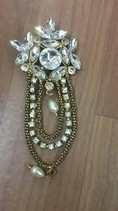 fancy earing artificial earring fancy tassels wholesale trader from ahmedabad