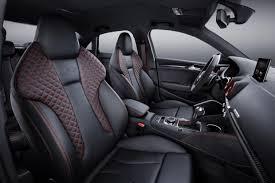 nardo grey rs3 official 2017 audi rs3 sedan gtspirit