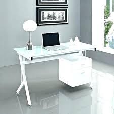 Acrylic Desk Accessories Narrow White Console Table Acrylic Office Accessories White
