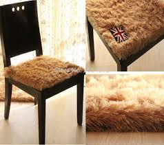 Memory Foam Dining Chair Cushion Plush Fabric Modern Dining Chairs Cushions Pads Memory Foam Slip