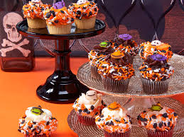 Mini Halloween Cakes by Mini Halloween Cupcakes Delivery Bake Me A Wish