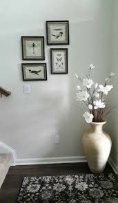 sherwin williams natural choice with alabaster trim paint and