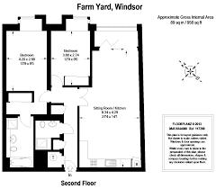 2 bed flat for sale in windsor quay farm yard windsor berkshire