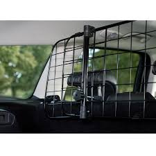 Audi Q5 Dog Guard - car deluxe heavy duty headrest wire mesh dog guard best dog guard