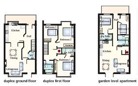 3 bedroom duplex avourwen 2 bedroom appartment and 3 bed duplex a modern housing