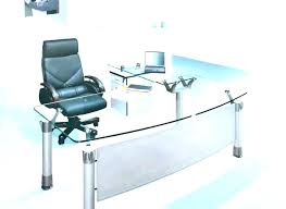 Clear Desk Chair Acrylic Desk Accessories Clear Office Chair Gold