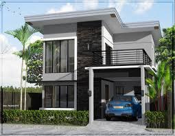 simple 2 story house plans 2 storey house design home design ideas