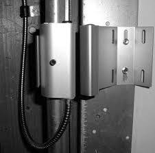 Security Overhead Door Overhead Door Track Mount Diy Home Alarm Systems Diy Home