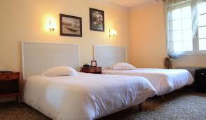 chambres lits jumeaux hotel la corniche