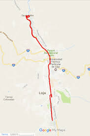 Map My Route Running by Loja City Bus System The Complete Guide Lily Ann Foutslily Ann